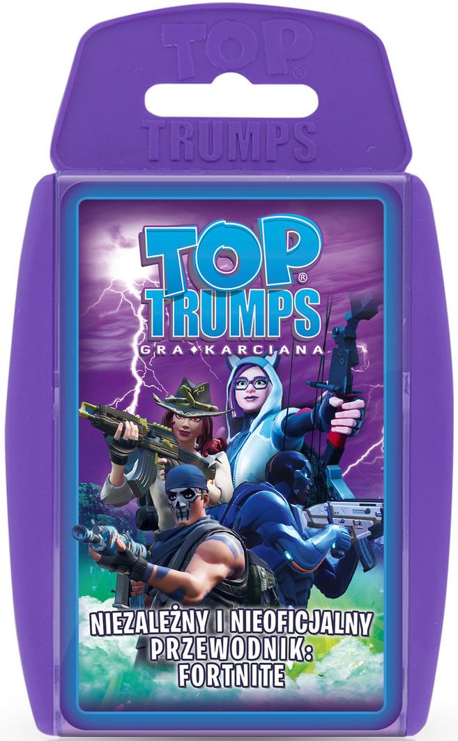 WINNING Moves Top Trumps. Niezależny i nieoficjalny przewodnik: Fortnite