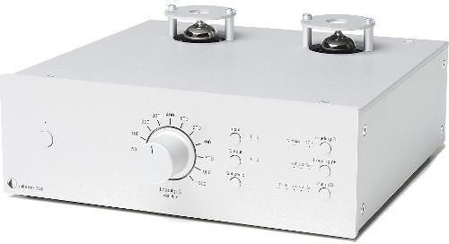 Pro-ject TUBE BOX DS2 srebrny