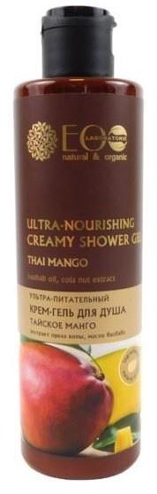 EO LABORATORIE EOLAB STRANY Ultra-odżywczy krem-żel pod prysznic 250ml 34738-uniw