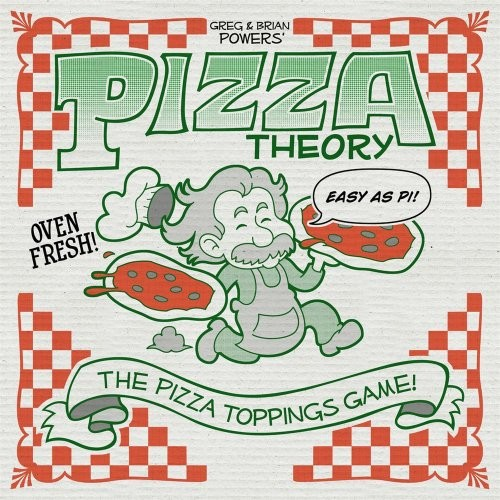 Unbekannt Znane Gryphon Games 1320  Pizza Theory