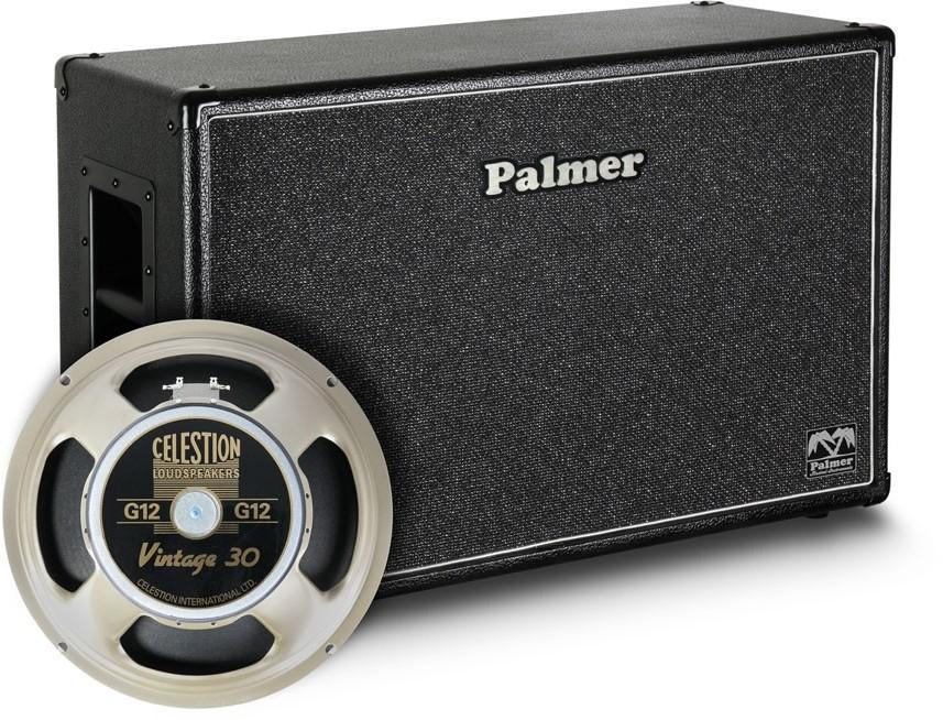 Palmer MI MI CAB 212 V30 OB - Kolumna gitarowa 2 x 12 z głośnikami Celestion Vintage 30, 8/16 , otwarta z tyłu