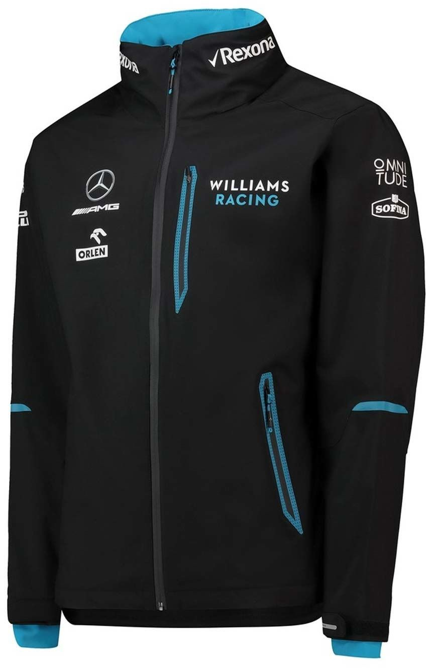 Team Kurtka męska Rain Williams Racing 2019