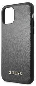 Guess Obudowa dla telefonów komórkowych Iridescent pro Apple iPhone 11 Pro GUHCN58IGLBK) Czarny
