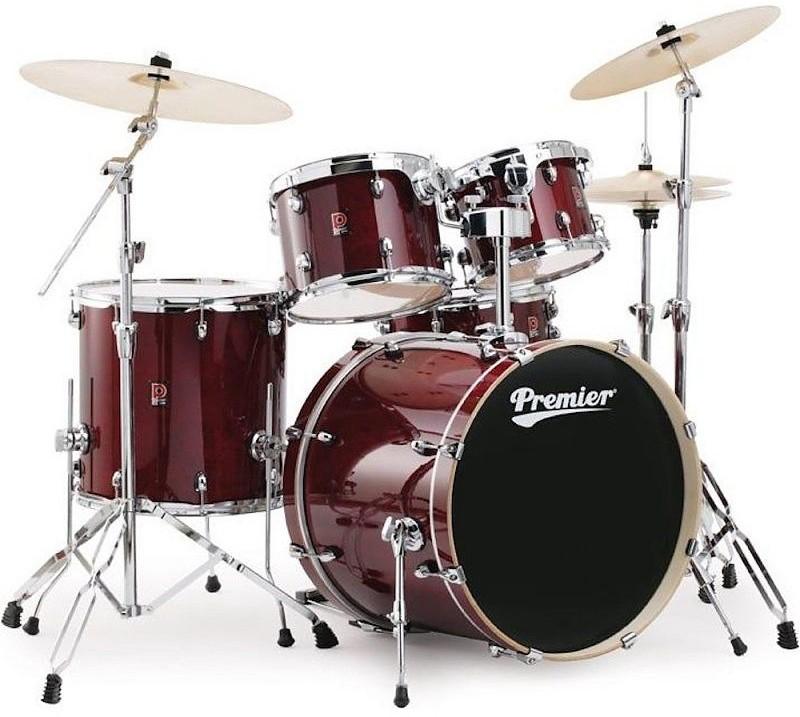 Premier POWERHOUSE M ROCK 22 (WR) zestaw perkusyjny z hardware'm