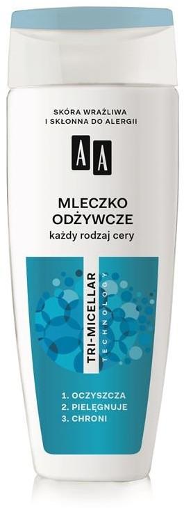 Oceanic AA Tri-Micellar Technology mleczko odżywcze każdy rodzaj cery 200 ml