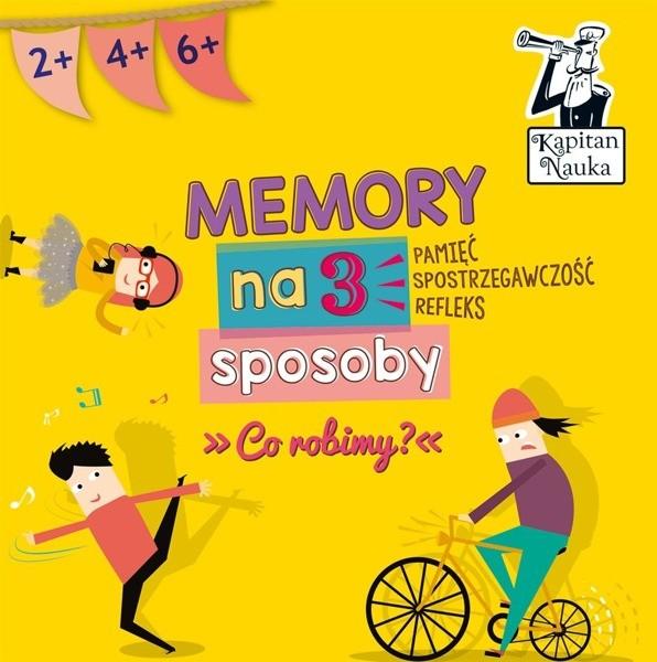 Edgard Memory na 3 sposoby Co robimy? Nowa edycja