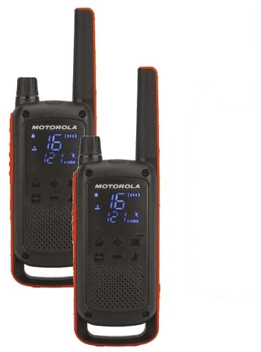 Motorola TLKR T82PMR urządzenie radiowe B8P00811EDRMAW