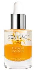 Semilac Semilac Flower Essence oliwka do skórek Orange Strength 10ml
