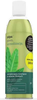 Tołpa green normalizacja Normalizujący szampon do włosów tłustych 300ml TOLPAPONSZAMOCZYSZ