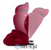 KinderKraft XPAND ISOFIX 15-36 kg czerwony