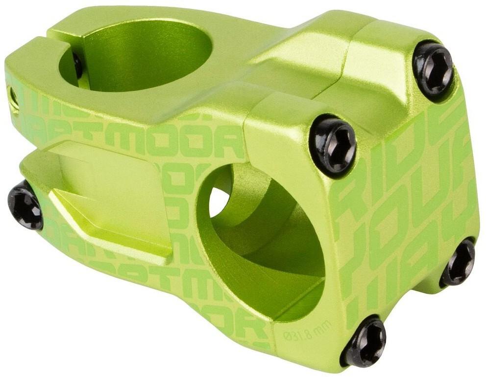 DARTMOOR Wspornik kierownicy FURY V.3 45mm/31,8mm zielony anodowany