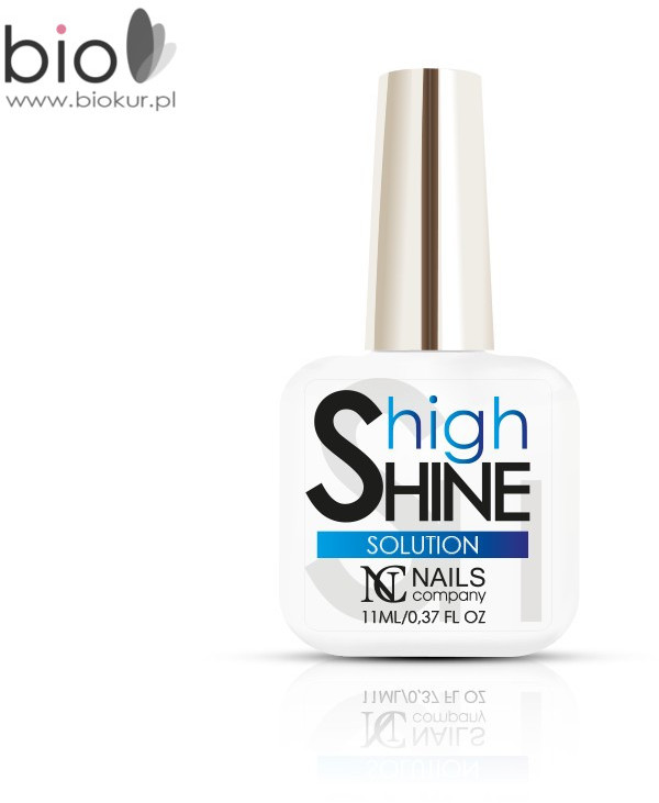 NAILS COMPANY High Shine Solution Top Coat Nails Company 11 ml