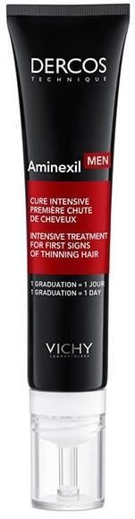 Vichy Dercos Aminexil MEN kuracja przeciw pierwszym oznakom wypadania włosów 36ml