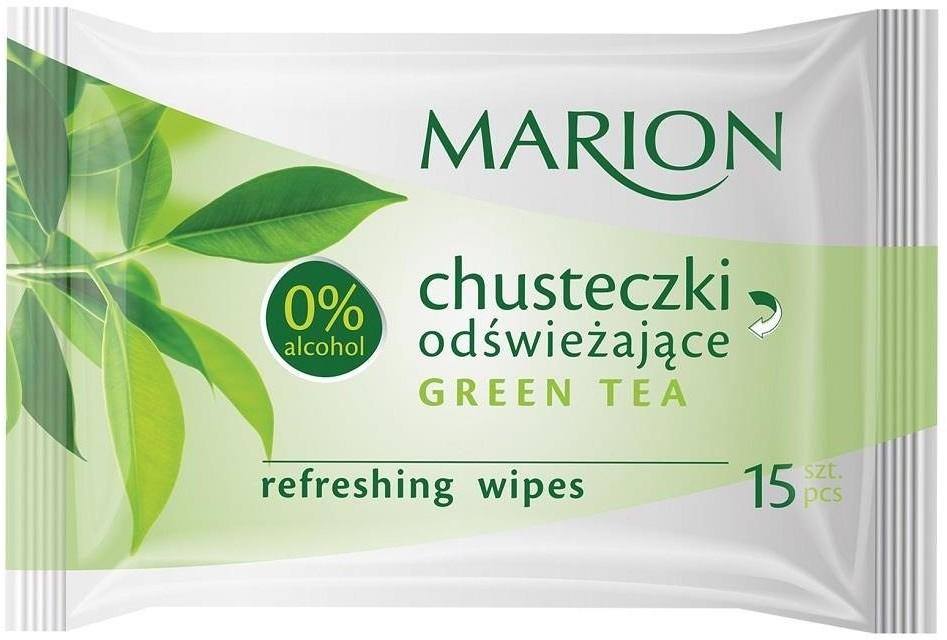 Marion CHUSTECZKI ODŚWIEŻAJĄCE GREEN TEA