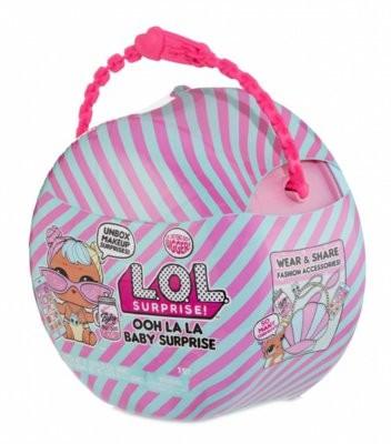MGA Figurka L.O.L Surprise Ooh La La Baby Lil Bon Bon DARMOWA DOSTAWA OD 250 ZŁ! GXP-695719