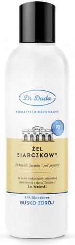 Dr Duda Buski żel siarczkowy do kąpieli fasonów prysznic 1000 g 9532-5155D_20210528094944