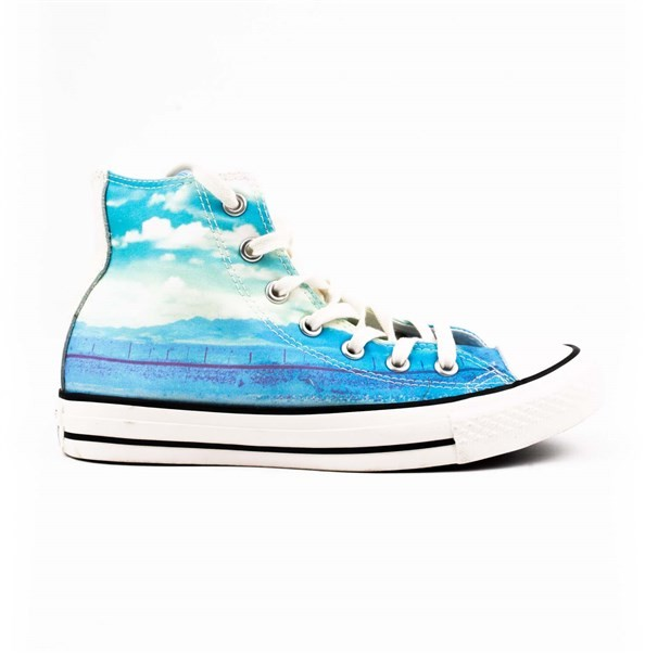 Converse buty CT AS Spray Paint Blue/Motel Pool/Eg SPRAY PAINT BLUE/MOT) rozmiar 37.5