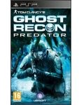 top Ghost Recon Predator PSP