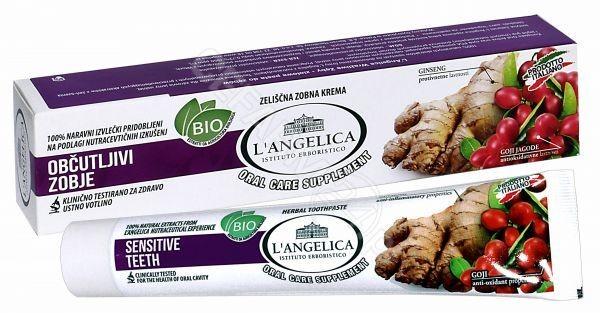 COSWELL Langelica pasta do zębów wrażliwych 75 ml
