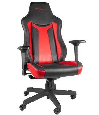 GENESIS Fotel GENESIS Nitro 790 Czarno-czerwony