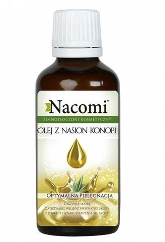 Nacomi olej z nasion konopii indyjskiej
