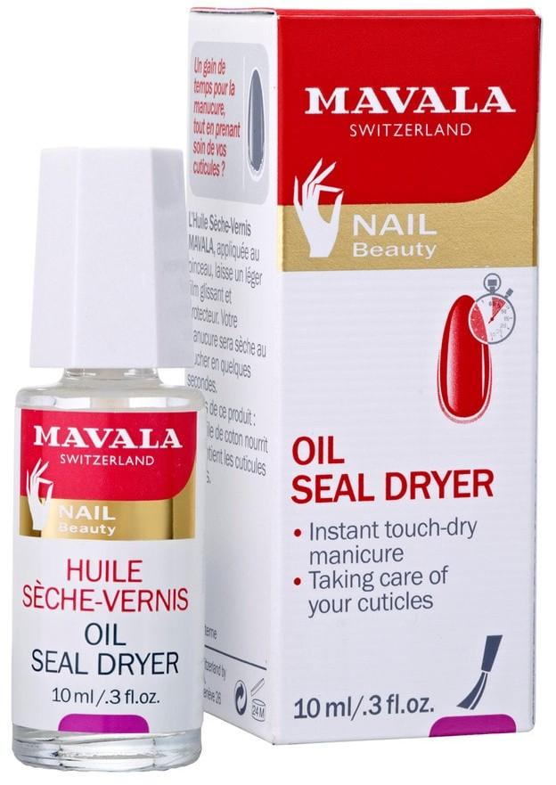 Mavala Oil Seal Dryer Lakier nawierzchniowy 10 ml