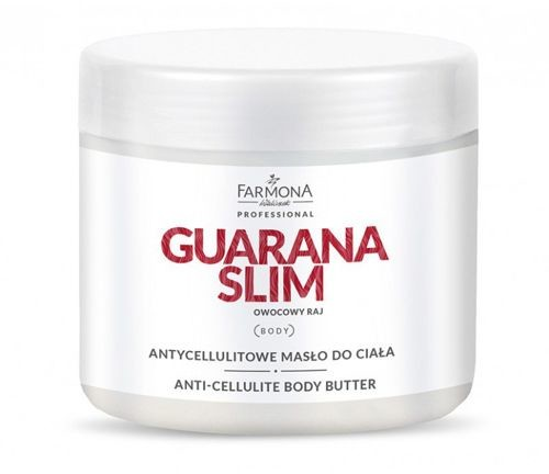 Farmona Professional FARMONA Guarana Slim Antycellulitowe Masło Do Ciał POR1008