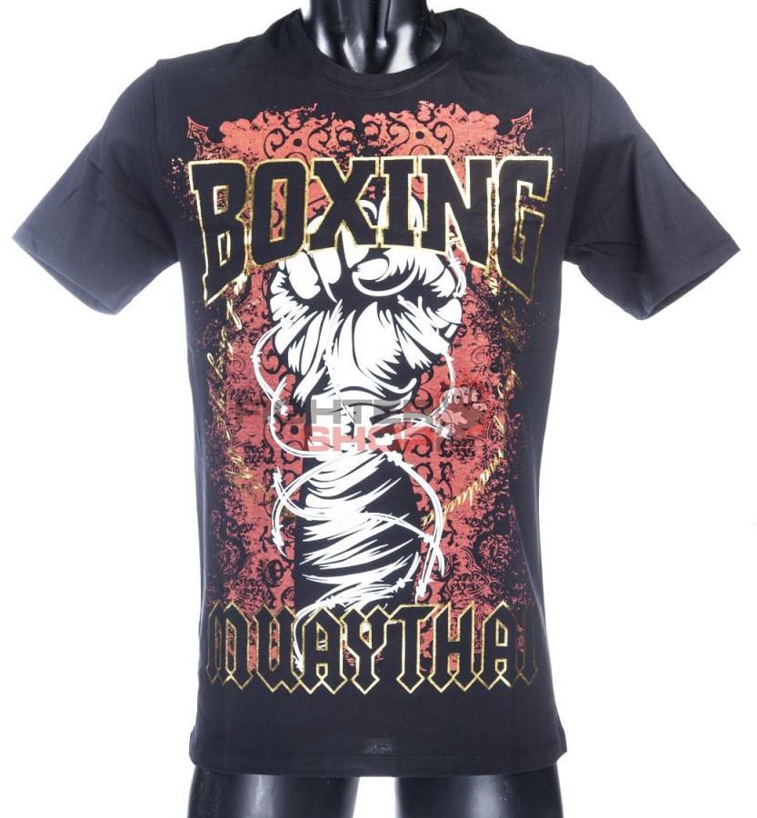 Born to be Muay Thai T-shirt męski KAMPUN Born to be Muay Thai