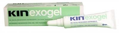 Laboratories Kin PRO Exogel żel tamujący krwawienie 18 tubek