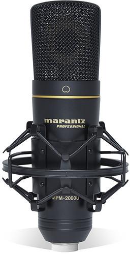 marantz Mikrofon pojemnościowy USB MARANTZ MPM2000U