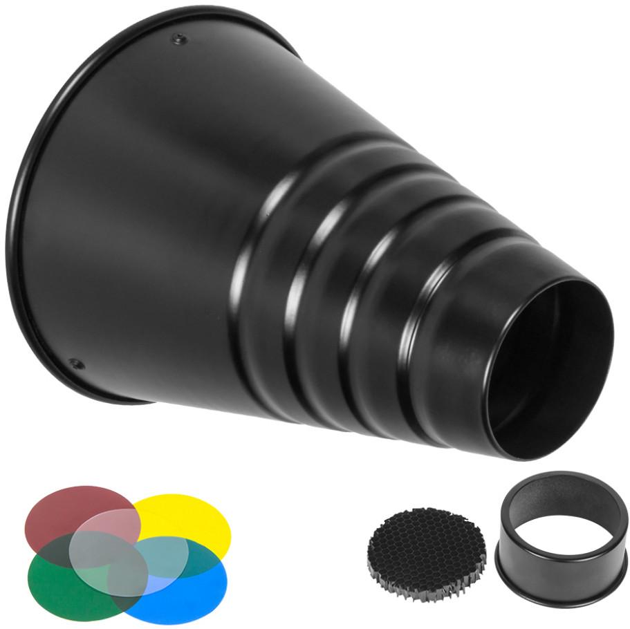 GlareOne GlareOne z filtrami i plastrem miodu (SSNOOTBW)