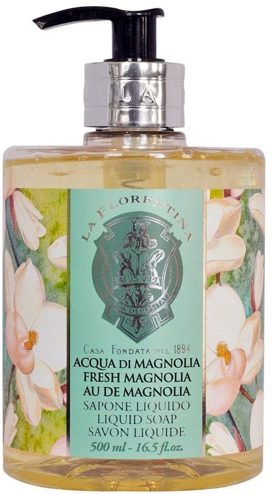 Fresh La Florentina La Florentina Liquid Soap Magnolia 500ml mydło w płynie