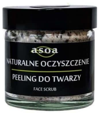ASOA Naturalne oczyszczenie-peeling do twarzy 60ml ASOA