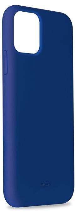 PURO ICON Cover Etui iPhone 11 Pro granatowy IPCX19ICONDKBLUE