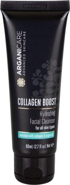 ARGANICARE ArganiCare Collagen Boost Hydrating Facial Cleanser Balsam do mycia twarzy 80ml