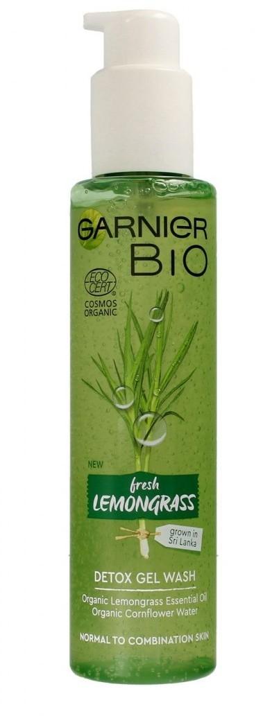GARNIER Garnier BIO Żel do mycia twarzy detoksykujący - Fresh Lemongrass 150ml 0363093