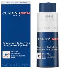 Clarins Men Line Control Eye Balm wielofunkcyjny żelowy balsam dla mężczyzn 20 ml