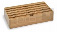 All Dock AllDock L - bambus - stacja dokująca telefon/tablet 4260368080502