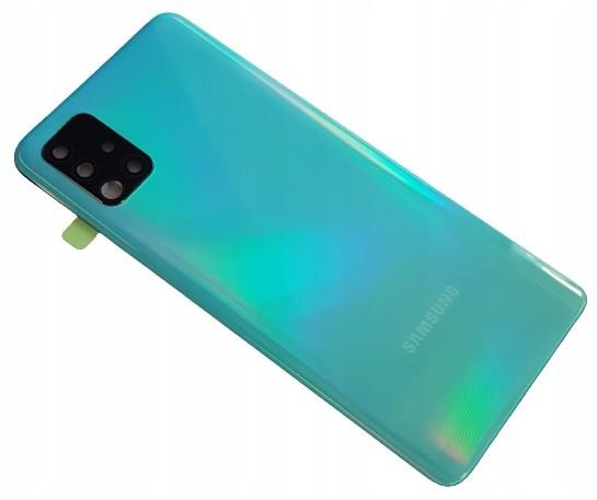 Samsung Klapka Baterii Galaxy A51 A515 Zielony