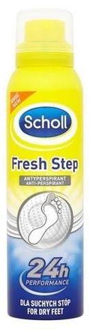 Scholl Fresh Step antyperspirant do stóp 150 ml 49785-uniw
