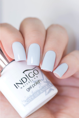 Indigo Indigo City of Angels Gel Polish by Sara Boruc Mannei 7ml INDI26