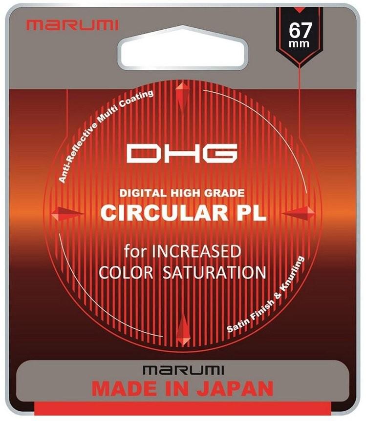 Marumi CPL DHG 67 mm (MF202731)