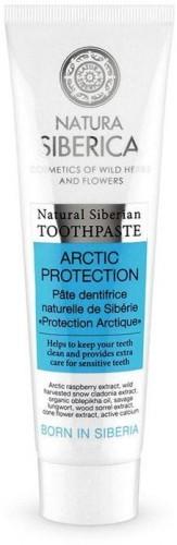 NATURA SIBERICA - (kosmetyki) Pasta do zębów arktyczna ochrona EKO - Natura Siberica - 100g BP-4607174437555