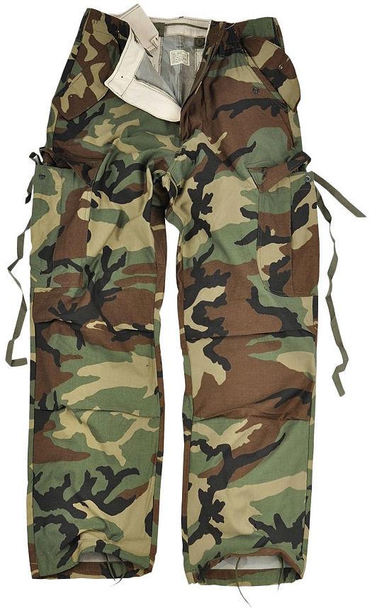 Texar Spodnie wojskowe M65 Nyco Woodland (37#01-M65N-PA) TX 37#01-M65N-PA