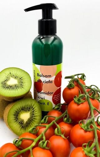 LA-LE Balsam do ciała pomidor-kiwi 200 ml ABE0-49102