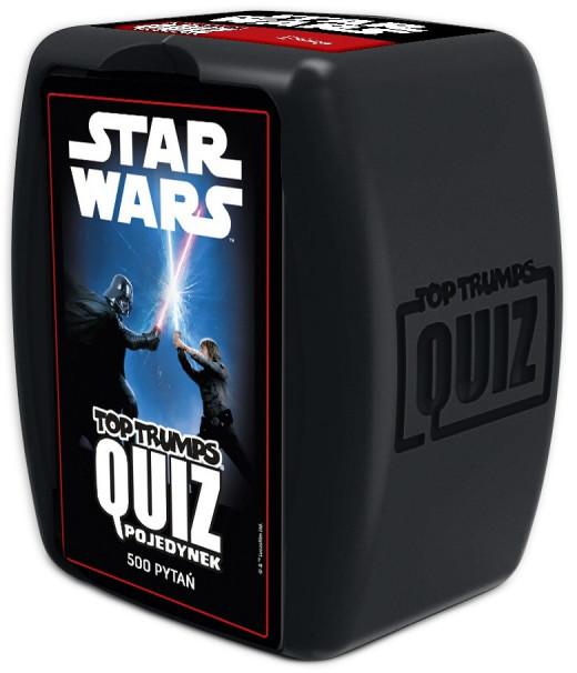 WINNING Top Trumps Quiz Star Wars Pojedynek