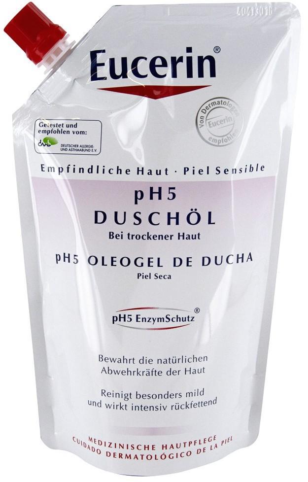 Eucerin pH5 Olejek pod prysznic opakowanie uzupełniające