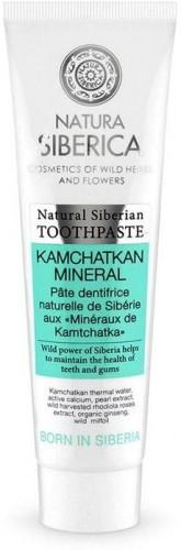 NATURA SIBERICA - (kosmetyki) Pasta do zębów minerały kamczatki EKO - Natura Siberica - 100g BP-4607174437579