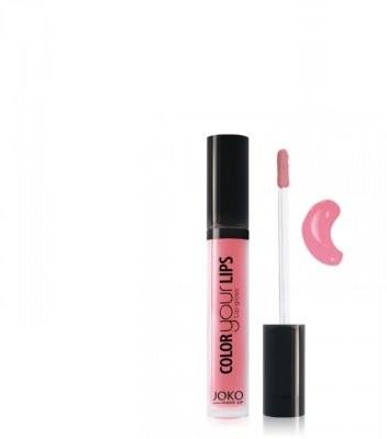 JOKO Color Your Lips, błyszczyk 09, 6 ml