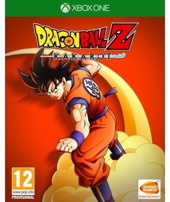 Dragon Ball Z Kakarot (GRA XBOX ONE)